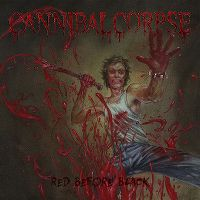 Cover Cannibal Corpse - Red Before Black