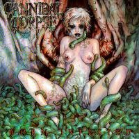Cover Cannibal Corpse - Worm Infested