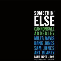 Cover Cannonball Adderley - Somethin' Else
