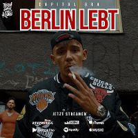 Cover Capital Bra - Berlin lebt
