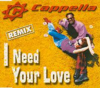 Cover Cappella - I Need Your Love