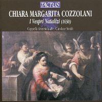 Cover Cappella Artemisia - Chiara Margarita Cozzolani: I verspri natalizi