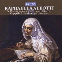 Cover Cappella Artemisia / Candace Smith - Raphaella Aleotti: Le monache di San Vito - The Nuns Of San Vito