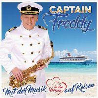 Cover Captain Freddy - Mit der Musik in den Herzen auf Reisen