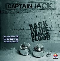 Cover Captain Jack - Back To The Dance Floor
