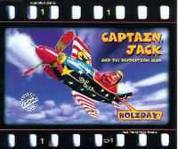 Cover Captain Jack - Holiday
