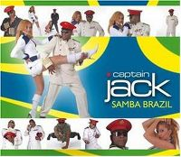 Cover Captain Jack - Samba Brazil
