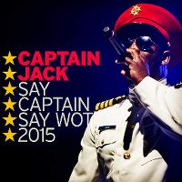 Cover Captain Jack - Say Captain Say Wot 2015