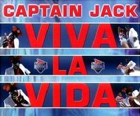 Cover Captain Jack - Viva la vida