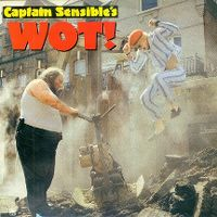 Cover Captain Sensible - Wot!