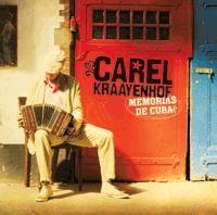 Cover Carel Kraayenhof - Memorias de Cuba
