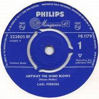 Cover Carl Perkins - Anyway The Wind Blows