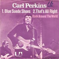 Cover Carl Perkins - Blue Suede Shoes