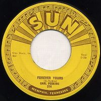 Cover Carl Perkins - Forever Yours