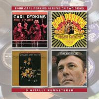 Cover Carl Perkins - Four Carl Perkins Albums On Two Discs