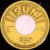 Cover Carl Perkins - Glad All Over