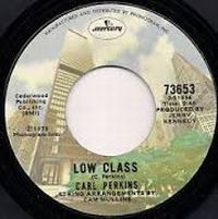 Cover Carl Perkins - Low Class