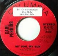 Cover Carl Perkins - My Son, My Sun