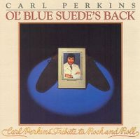 Cover Carl Perkins - Ol' Blue Suede's Back