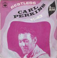 Cover Carl Perkins - Restless