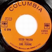 Cover Carl Perkins - Sister Twister