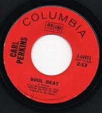 Cover Carl Perkins - Soul Beat