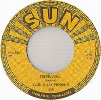 Cover Carl Perkins - Tennessee