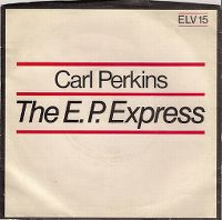 Cover Carl Perkins - The E.P. Express