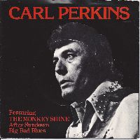 Cover Carl Perkins - The Monkeyshine