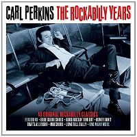 Cover Carl Perkins - The Rockabilly Years