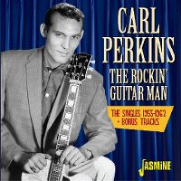 Cover Carl Perkins - The Rockin' Guitar Man