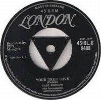 Cover Carl Perkins - Your True Love
