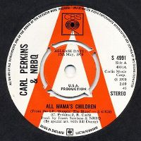 Cover Carl Perkins & NRBQ - All Mama's Children