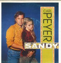 Cover Carl Peyer - Sandy