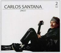 Cover Carlos Santana - Jingo (White Collection)