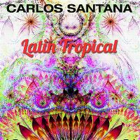 Cover Carlos Santana - Latin Tropical