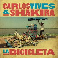 Cover Carlos Vives & Shakira - La bicicleta