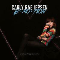 Cover Carly Rae Jepsen - E•MO•TION