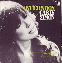 Cover Carly Simon - That's The Way I've Always Heard It Should Be