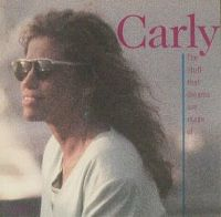 Cover Carly Simon - The Stuff That Dreams Are Made Of