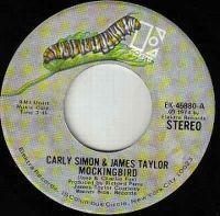 Cover Carly Simon & James Taylor - Mockingbird
