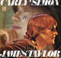 Cover Carly Simon & James Taylor - Mockingbird