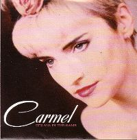 Cover Carmel - It's All In The Game