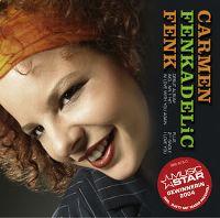 Cover Carmen Fenk - Fenkadelic