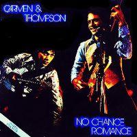 Cover Carmen & Thompson - No Chance Romance