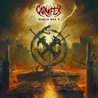 Cover Carnifex - World War X