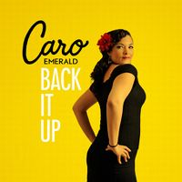 Cover Caro Emerald - Back It Up