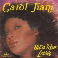 Cover Carol Jiani - Hit'n Run Lover