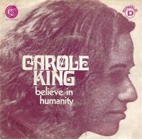 Cover Carole King - Believe In Humanity