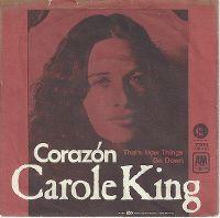 Cover Carole King - Corazón